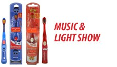Brite Beatz Music & Light Toothbrush