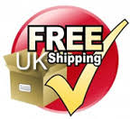 FREE UK SHIPPING FOR ORDER �25 AND OVER